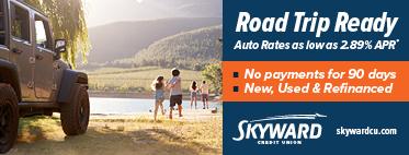 Road Trip Ready Auto Loan 2021