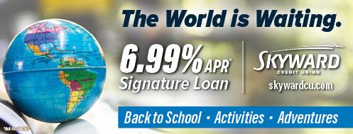 6.99% Summer Signature Loan