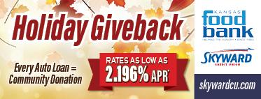 October Giveback Promotion