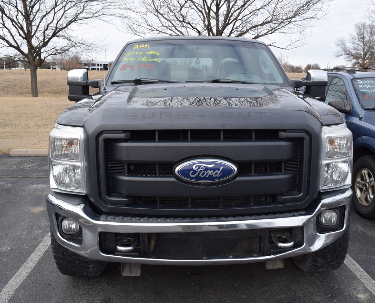 11 Ford F250