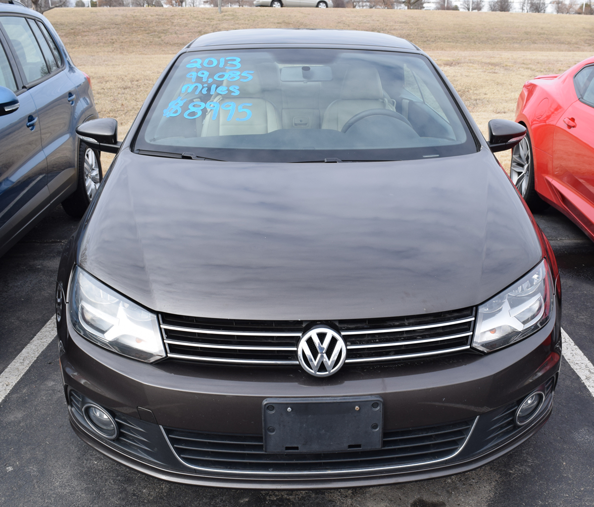 13 VW EOS