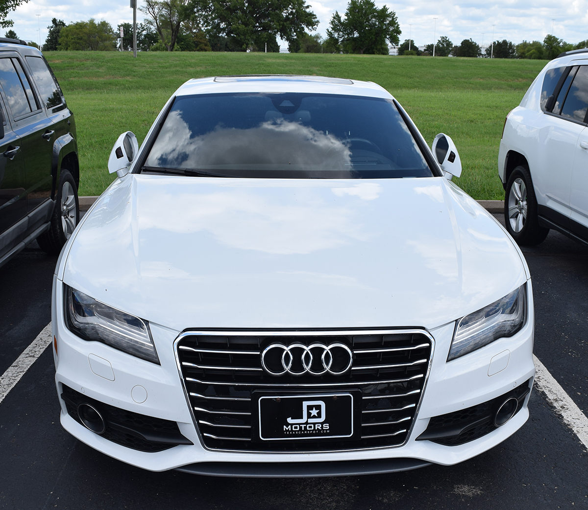 2012 Audi - 4