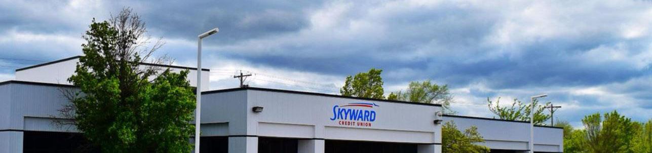 Skyward building