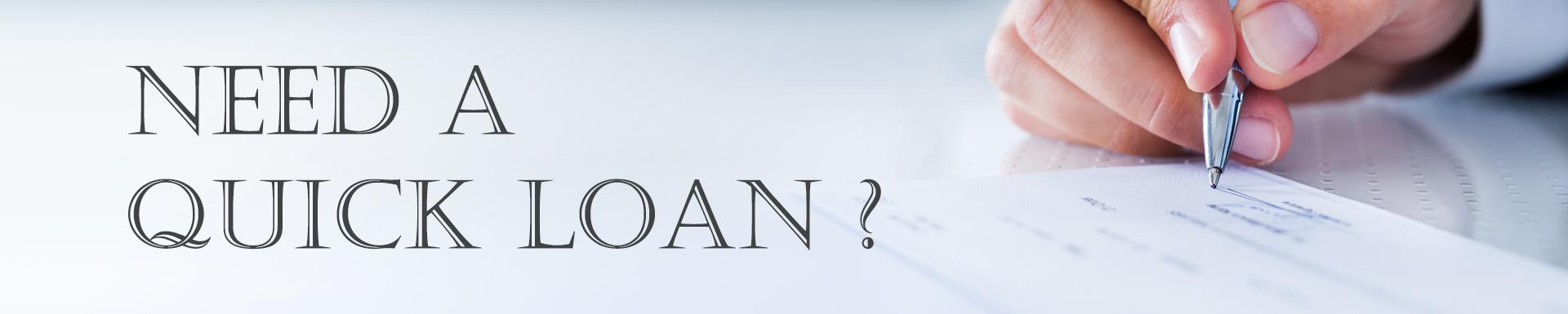 Need a new loan?