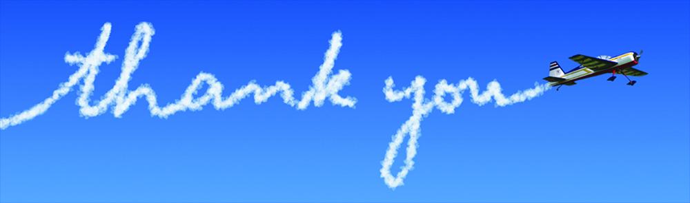 Skyward Thank You